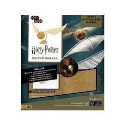 Incredibuilds: Snitch Dorada -harry Potter