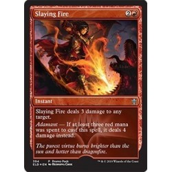 Slaying Fire (promo Pack)