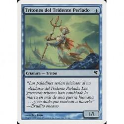 Tritones Del Tridente Perlado