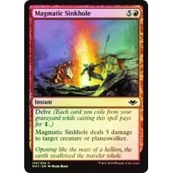 Magmatic Sinkhole (foil)