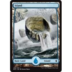 Island (258) (full-art)