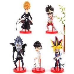 Personajes Anime(shonen Jump) Precio X Unidad