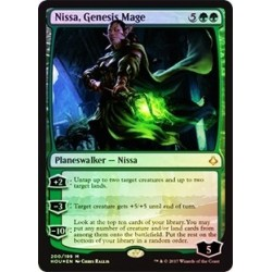 Nissa, Genesis Mage (planeswalker Deck)