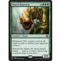 Plated Slagwurm