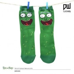 Medias Largas Pickle Rick