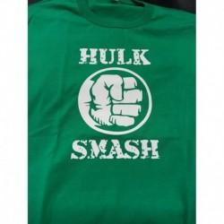 Remera Hulk Smash