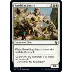 Rumbling Sentry