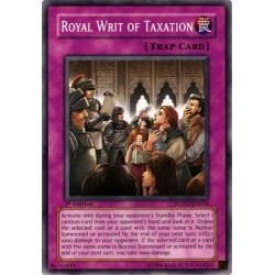 Royal Writ Of Taxation