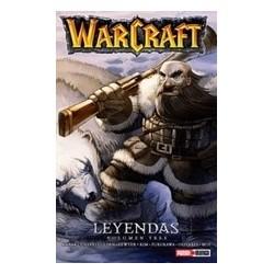 Warcraft Manga: Leyendas 03
