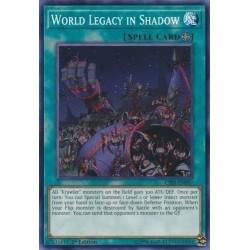 World Legacy In Shadow