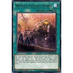 World Legacy Scars