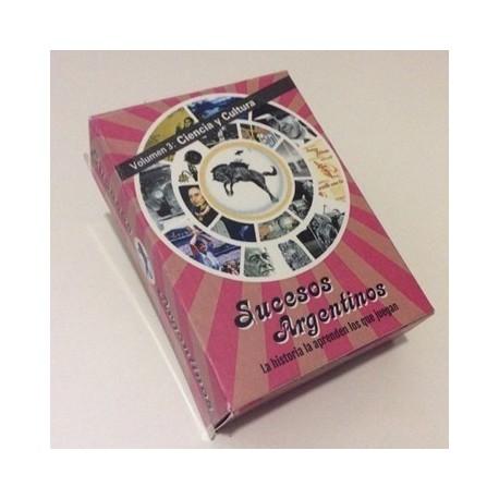 Sucesos Argentinos Vol3 Ciencia Y Cultura