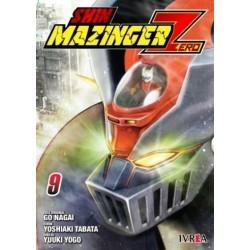 Shin Mazinger Zero 09
