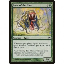 Kami Of The Hunt