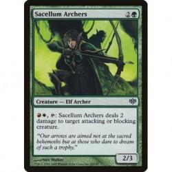 Sacellum Archers