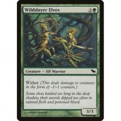 Wildslayer Elves
