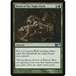 Howl Of The Night Pack
