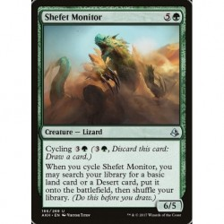 Shefet Monitor