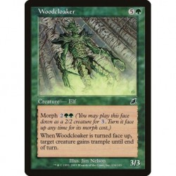Woodcloaker