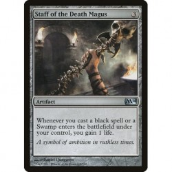 Staff Of The Death Magus