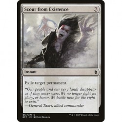Scour From Existence