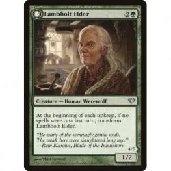 Lambholt Elder // Silverpelt Werewolf
