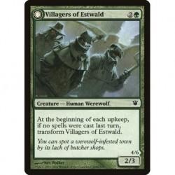 Villagers Of Estwald // Howlpack Of Estwald