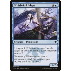Whirlwind Adept (foil)