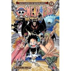 One Piece 54 Ivr