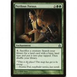Perilous Forays (foil)
