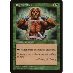 Regeneration(pl)