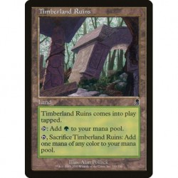 Timberland Ruins