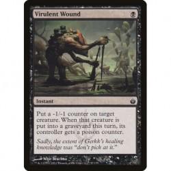 Virulent Wound