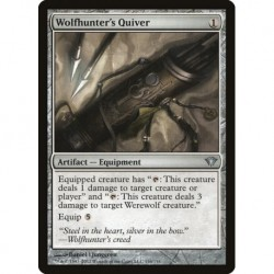 Wolfhunter´s Quiver
