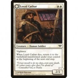 Loyal Cathar // Unhallowed Cathar