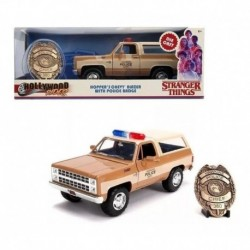 Stranger Things Chevy Blazer Hopper