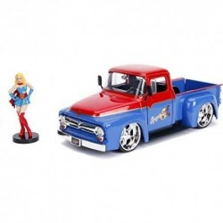 Supergirl & 1956 Ford F100