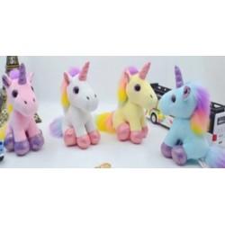 Peluche Unicornios Vs Colores