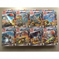 Lego Sy1320 (8 Modelos) Precio X Unidad