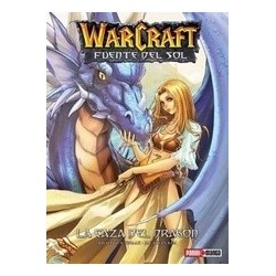 Warcraft Manga: La Caza Del Dragon 01