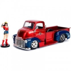 Wonder Woman &1952 Chevy Coe