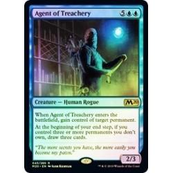 Agent Of Treachery (foil)