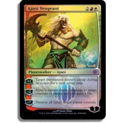 Ajani Vengeant (shards Of Alara Launch)