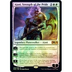 Ajani, Strength Of The Pride (foil)