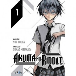 Akuma No Riddle Vol1