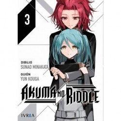 Akuma No Riddle Vol3