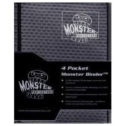 Album Monster 4 Bolsillos Varios Colores