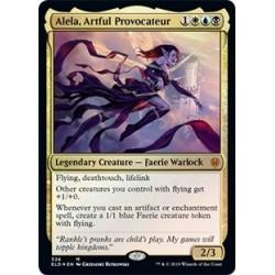 Alela, Artful Provocateur (brawl)