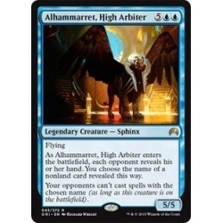 Alhammarret, High Arbiter
