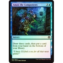 Amass The Components (foil)
